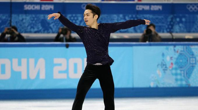 Daisuke Takahashi hört auf.