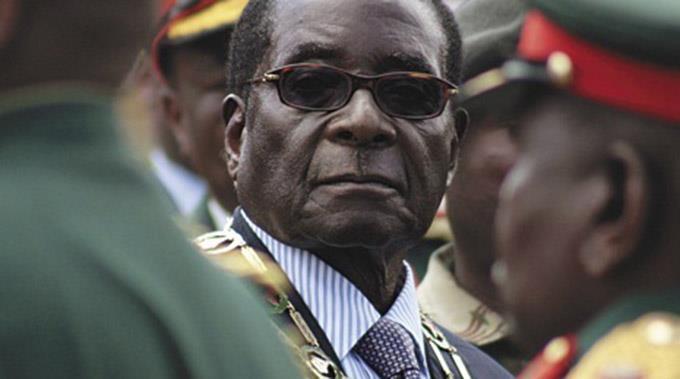 Mugabe feierte eine luxuriöse Megaparty.