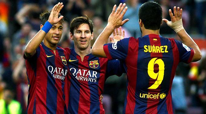 Lionel Messi traf zweimal.