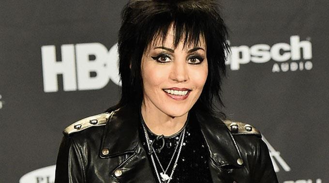 Joan Jett ist kinderlos glücklich.