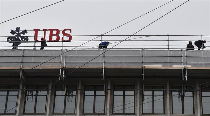 Die UBS wird in Belgien mit schweren Vorwürfen konfrontiert.