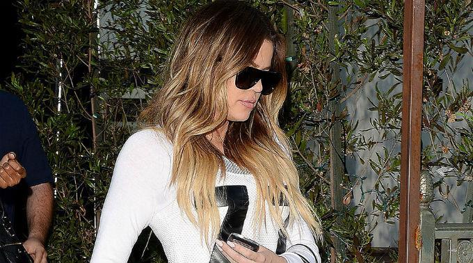 Khloé Kardashian betrauert den Tod von Jamie Sangouthai.