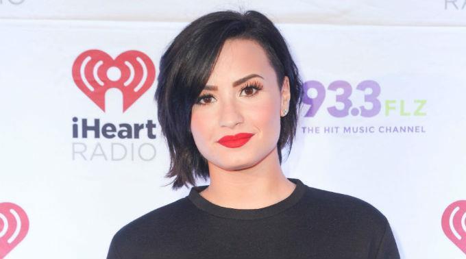 Demi Lovato findet oft Trost in der Musik.