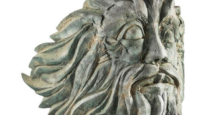 Die Skulptur «Föhn».
