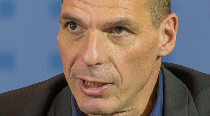 Griechenlands Ex-Finanzminister Gianis Varoufakis. (Archivbild)