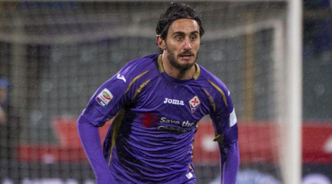 Der AC Fiorentina gewann 4:1 gegen Frosinone.