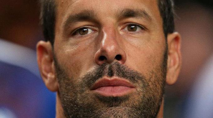 Neue Herausforderung für Ruud van Nistelrooy.