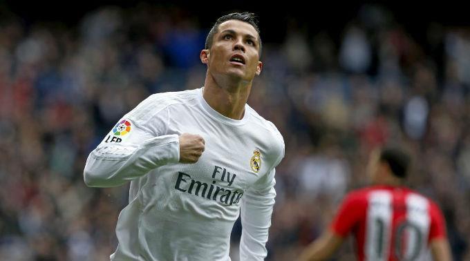 Cristiano Ronaldo schnürte einen Doppelpack.