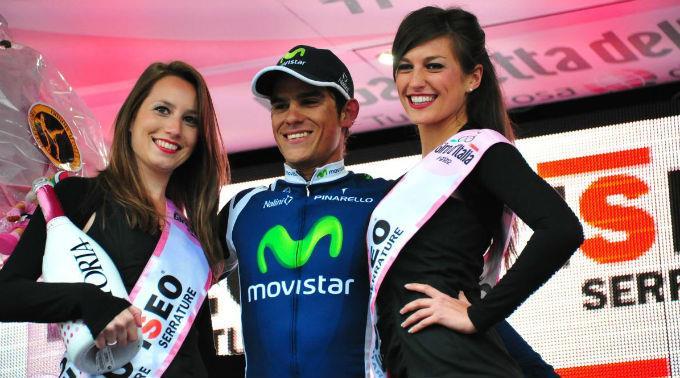 Amador führt nun 26 Sekunden vor Jungels und 41 Sekunden vor dem Topfavoriten Vincenzo Nibali.